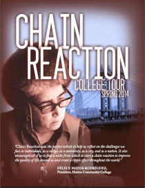 Chain Reaction Spring 2014 Cover Image
